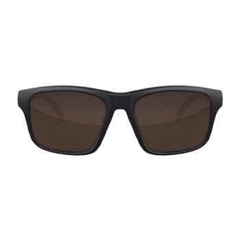 Flight Eyewear Rush Shades - Black Frames/ Brown Lenses
