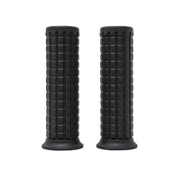 "Deadbeat Customs Tracker Grips 1"" Black"