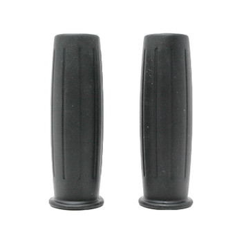 "Deadbeat Customs Chopper Grips 1"" Black"