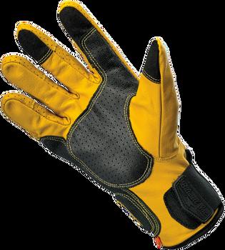 Biltwell Borrego Gloves - Gold