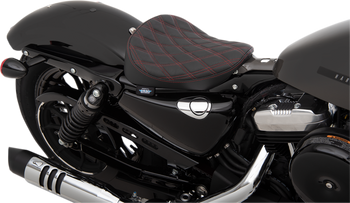 Drag Specialties Bobber-Style Solo Seats - fits '10-'19 XL