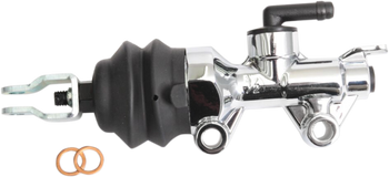 Drag Specialties Rear Brake Master Cylinder - fits '07-'13 XL