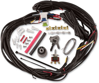 Cycle Visions Custom Chopper Wiring Harness