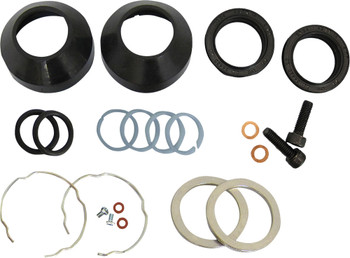 HardDrive 35mm Fork Tube Rebuild Kit - fits Late '84-'87 models