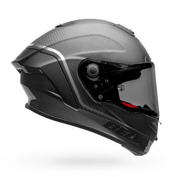 Bell Race Star Velocity Flex DLX Helmet - Matte/Gloss Black