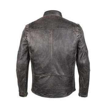 Cortech The Idol Leather Riding Jacket - Brown