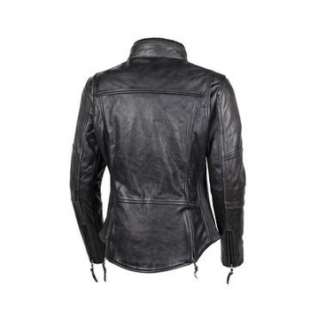 Cortech The Lolo Women's Leather Riding Jacket - Black