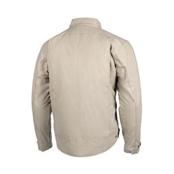 Cortech The Denny Canvas Jacket - Camel