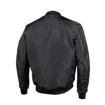 Cortech The Skipper Waterproof Bomber Jacket - Black
