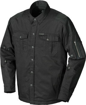 Scorpion Abrams Riding Shirt - Black