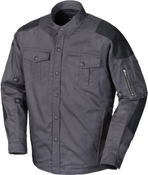 Scorpion Abrams Riding Shirt - Grey