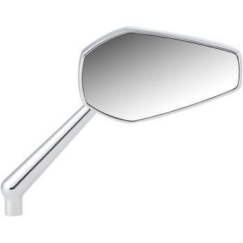 Arlen Ness Harley Mini Stocker Mirror Chrome