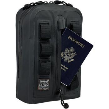 Biltwell Exfil 3 Handlebar Bag