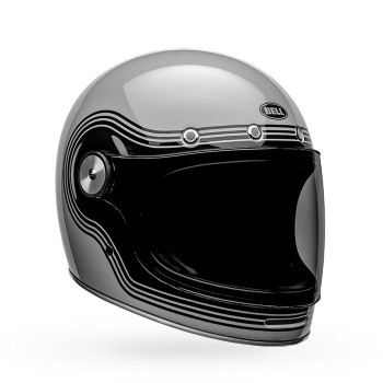 Bell Bullitt Flow Helmet - Gloss Gray/Black