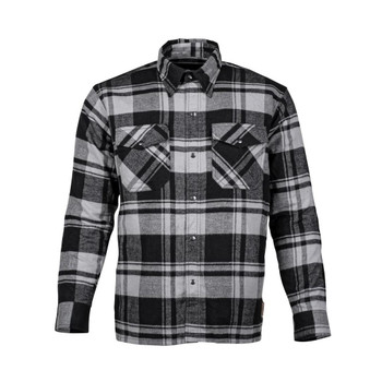 Cortech The Bender Riding Flannel - Storm Grey