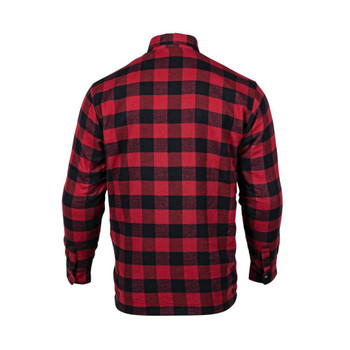 Cortech The Bender Riding Flannel - Red Tide