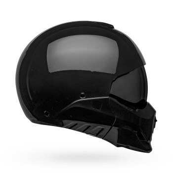 Bell Broozer Helmet - Gloss Black