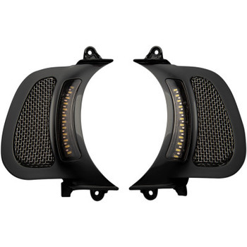 Custom Dynamics LED Vent Accent Lights for Road Glide