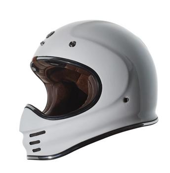 Torc Helmets T-3 Moto Classic Helmet - Gloss White