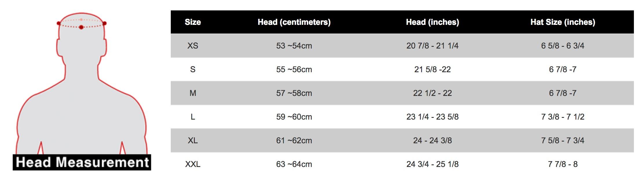 sena-momentum-size-chart.jpeg