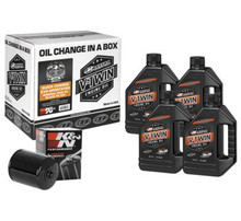 Motorcycle Oil, Lubes, and Chemicals