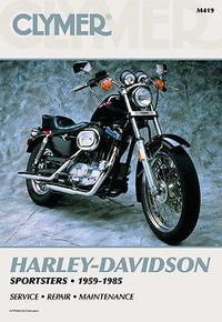 harley davidson shovelhead factory service manual
