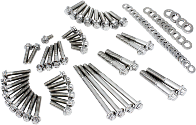 feuling - 12 point engine fastener kit