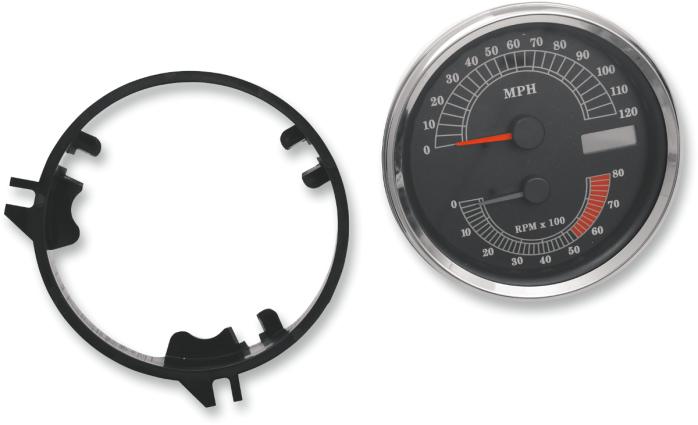 Drag Specialties  Tachometer
