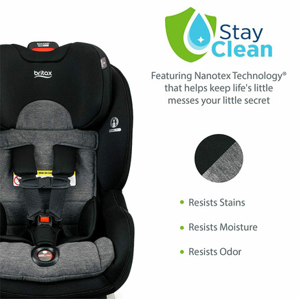 NEW Britax StayClean Fabric Collection