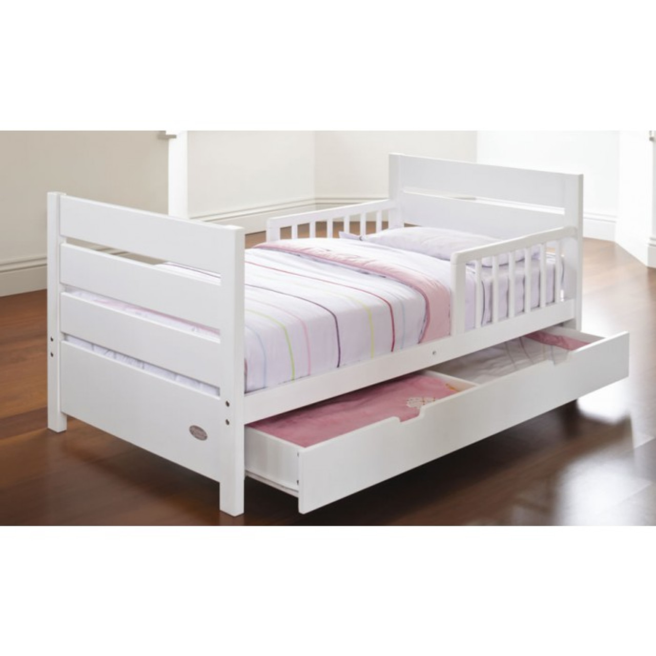Picture of: Mothers Choice Toddler Bed With Drawer Babies Nz