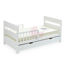 Buy  Super Nanny Toddler Bed With Drawer Online at  Babies