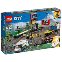 Buy  LEGO City Cargo Train Online at  Babies