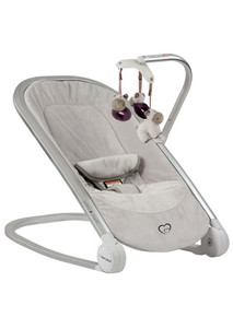 Buy  Babylove Rock A Baby Rocker - Cream Online at  Babies