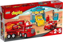Buy  LEGO DUPLO Disney Cars Flo's Cafe Online at  Babies