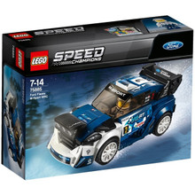 Buy  LEGO Speed Champions - Ford Fiesta M-Sport WRC Online at  Babies