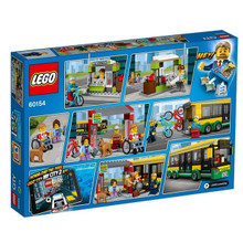 Buy  LEGO City Bus Station Online at  Babies