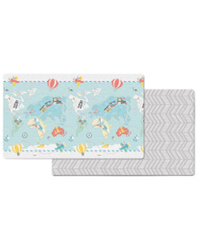 Buy  Skip Hop Doubleplay Reversible Playmat Little Travelers Online at  Babies