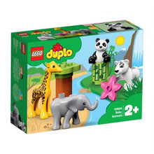 Buy  LEGO DUPLO Town Baby Animals Online at  Babies