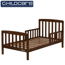 Buy  Childcare Cosi Toddler bed - Walnut Online at  Babies