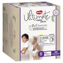 Huggies Ultimate Unisex Nappy Pants Size 6