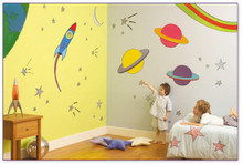 Fun to See - Outer Space Room Make-Over Kit