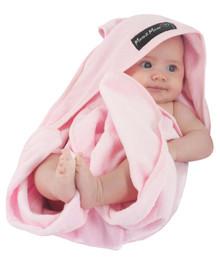 Mum 2 Mum Hooded Towels - Pink