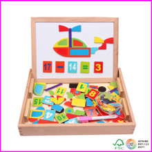Shapes Magnetic Puzzle