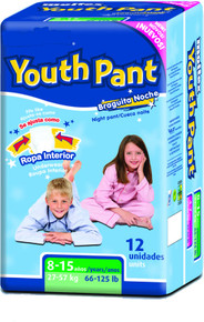 SoftKids Youth Pants Large 12s