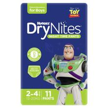 Huggies DryNites Small for Boys 11s