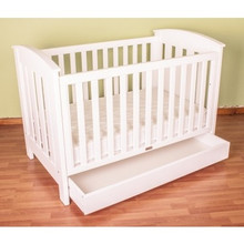 Super Nanny Classic 3 in 1 Cot with Drawer