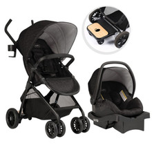Evenflo Sibby Travel System with LiteMax 35 Infant Car Seat