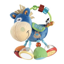 Playgro Activity Rattle -Clip Clop Horse