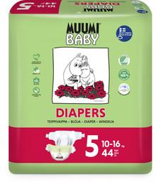 Muumi Baby Nappies Maxi Plus 44s