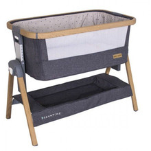 Love N Care Dreamtime Co Sleeper - Charcoal